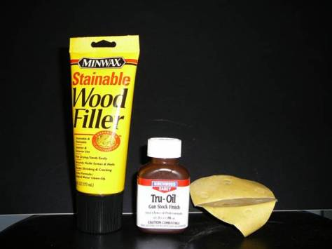 Cork Handle Maintenance Supplies