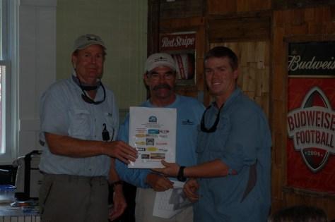 Paul Silvernail from Masthead Enterprises, Rik Llewellyn, Chase Borden