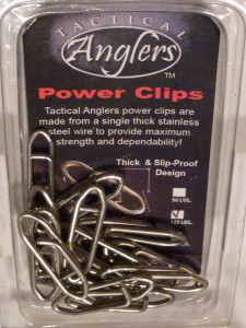 Tactical Angler Clip 125lb
