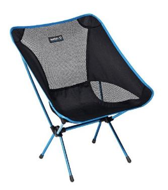 Paddlechica Summer Wish List item Helinox Big Agnes chair