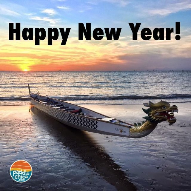 Wishing you a 2018 full of wonderful dragon boat experienceshellip