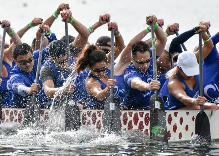 confidence in dragon boating