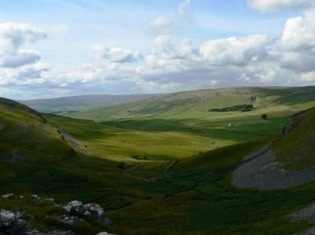Central Pennines, Yorkshire, Northern England