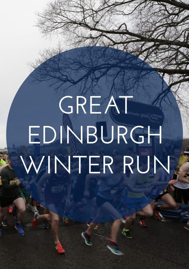 Great Edinburgh Winter Run