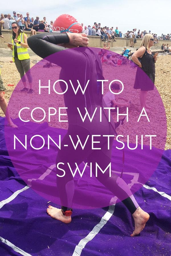 Panicking about a non-wetsuit swim? It can be a little daunting, but with these tips there's no need to let a lack of rubber ruin your triathlon