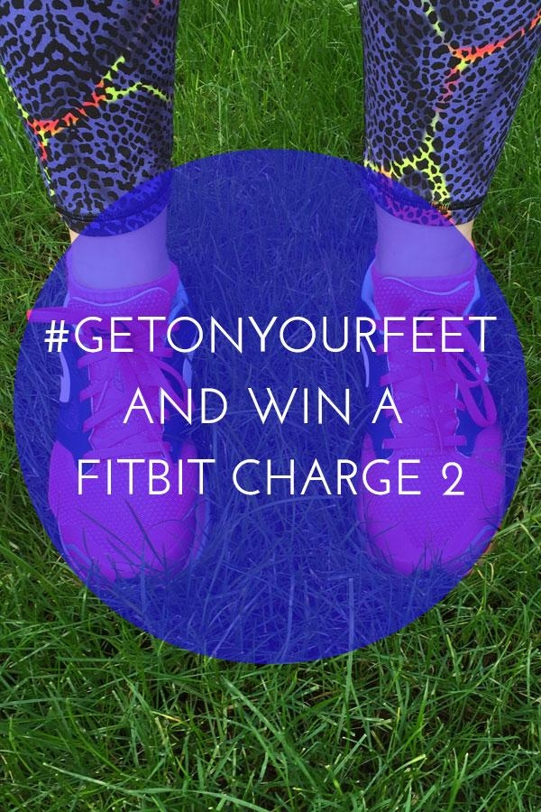 Sitting all day can have serious health consequences- it's time to #getonyourfeet. Start moving in the workplace and win a Fitbit Charge 2.