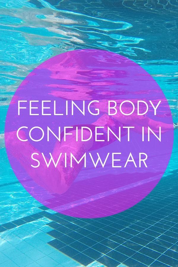 Body confidence in swimwear