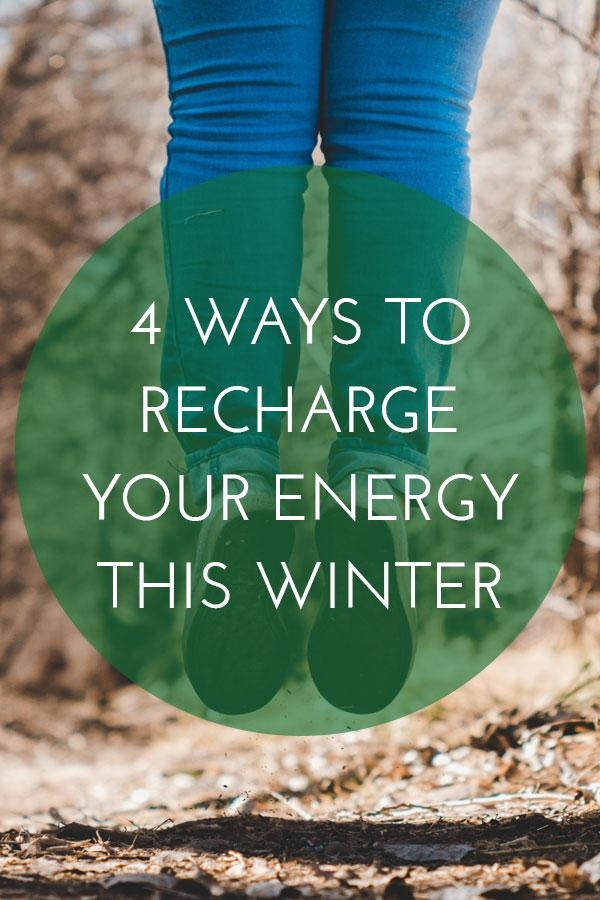 Recharge your energy