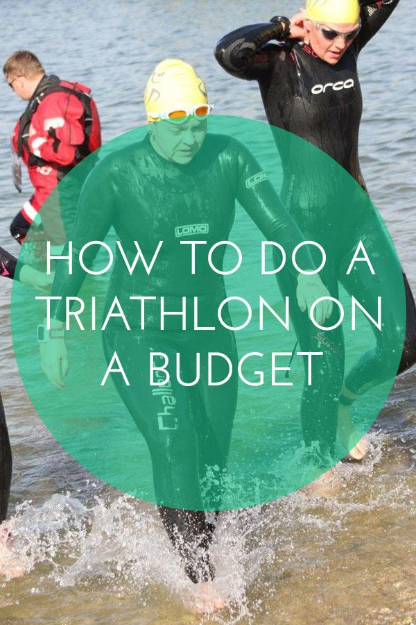 Triathlon on a budget