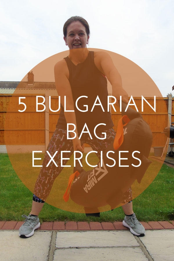 Bulgarian Bags are perfect for strength, conditioning and power workouts. Here are 5 simple but effective exercises using a Bulgarian Bag.