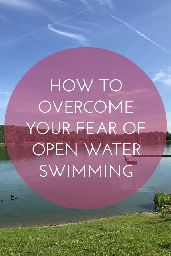 Fear of open water swimming