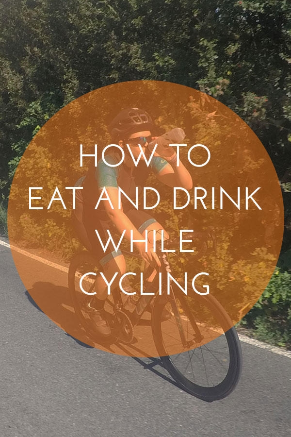 Taking a drink on the bike give you the wobbles? Here's everything you need to know about how to eat and drink while cycling.
