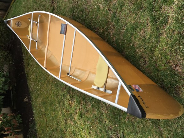 Wenonah Kevlar Canoe - Year of Clean Water