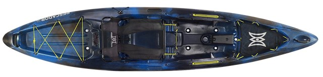 Perception Sport Pescador 12 Angler - Sonic - Fishing Kayak