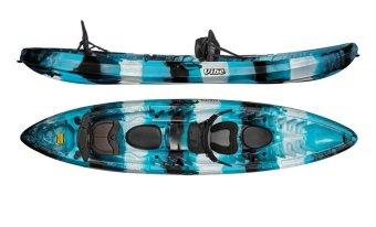 Vibe Kayaks Skipjack 120T Review
