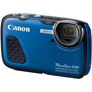 Canon PowerShot D30 Review