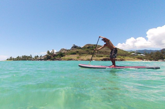 Inflatable SUPs vs Regular SUPs