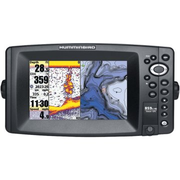 Humminbird 859ci Review