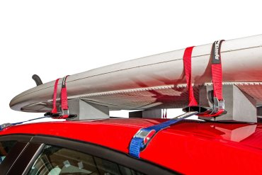 Kayak Roof Rack For Cars Without Rails >> Best Kayak Roof Rack: Safely Transporting Your Kayak - Paddle Pursuits