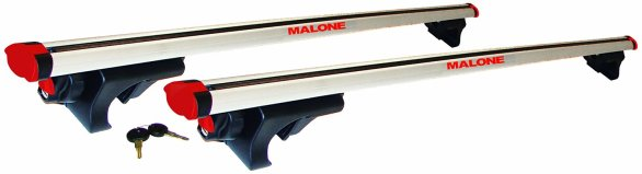 Malone Auto Racks AirFlow Universal Cross Rail System Review