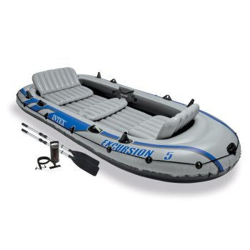 Intex Excursion 5 Inflatable Raft Review