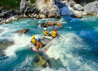6 Tips for Families Going White Water Rafting