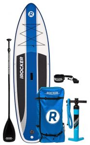 "iRocker Cruiser 10'6"" standup paddleboard iSUP"