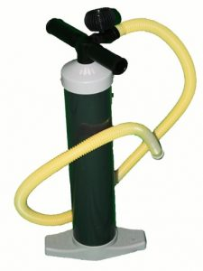 Tower Adventurer inflatable standup paddleboard pump