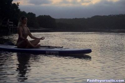 SUP Yoga standup paddleboard - Lotus