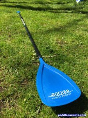 iRocker Cruiser SUP fiberglass paddle - easy and light glass fiber