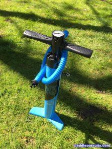 iRocker Cruiser - double action high-pressure pump