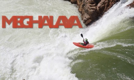 Kayaking in the wettest place on Earth… Meghalaya