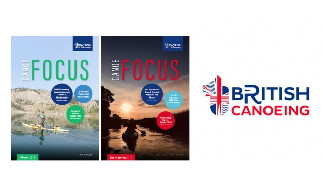 Canoe Focus issues 2018/19