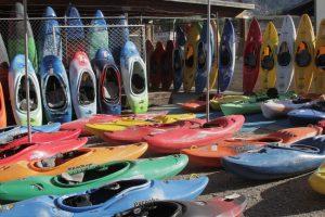 Sierra South's Annual Summer Sale | Kayaks | 2012