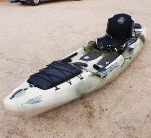 Jackson Kayak | Coosa 12 | Forest | Fishing Kayak