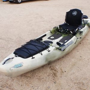 Jackson Kayak | Coosa 12 | Forest | Fishing Kayak