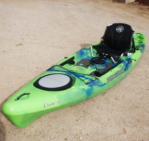 Jackson Kayak | Cruise Angler 12 | Mahi | Fishing Kayak