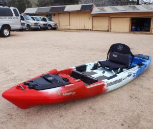 Jackson Kayak   Mayfly   Patriot   Fishing Kayak