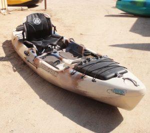 Jackson Kayak | Coosa 10 | Mangrove | Fishing Kayak