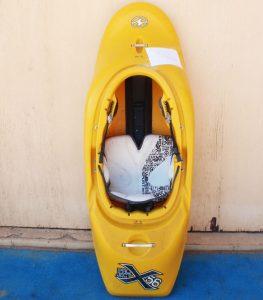 Wavesport | Project X | Yellow | Whitewater Playboat