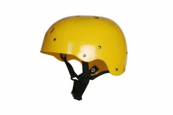 Hyside Youth Rafting Helmet | Yellow