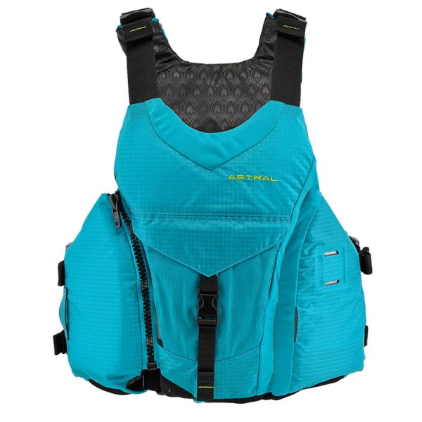 Women's Astral Layla PFD | Glacier Blue | Front View