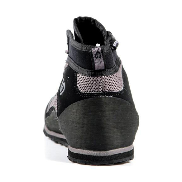 Men's Five Ten Water Tennie Shoe | Black | Back View