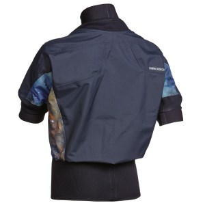 Unisex Immersion Research Nano Paddle Jacket | Anthracite | Back View