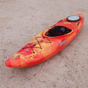 Jackson Kayak's Crossover Kayak Karma Traverse 9 | Sunrise