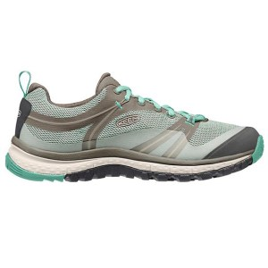 Women's Keen Terradora Shoe | Radiance Goat | Side View
