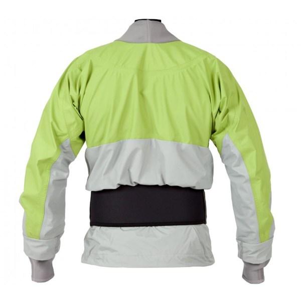 Unisex Kokatat Hydrus 3.0 Stoke Drytop | Lichen | Back View