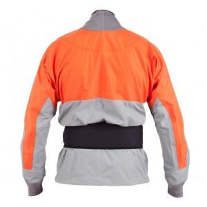 Unisex Kokatat Hydrus 3.0 Stoke Drytop | Tangerine | Back View