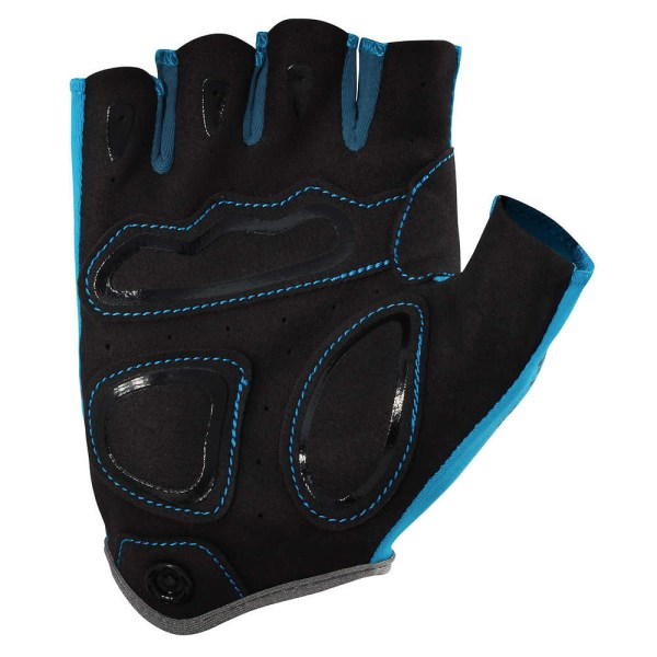 Unisex NRS Boater's Gloves | Blue Black | Palm View