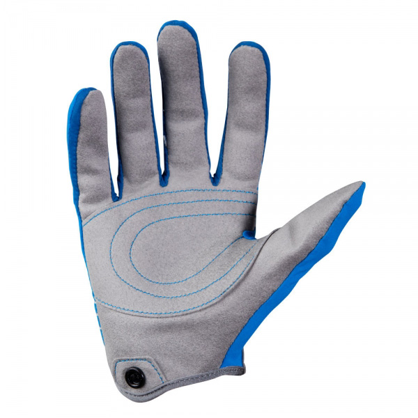 Unisex NRS Cove Gloves | Blue Grey | Palm View